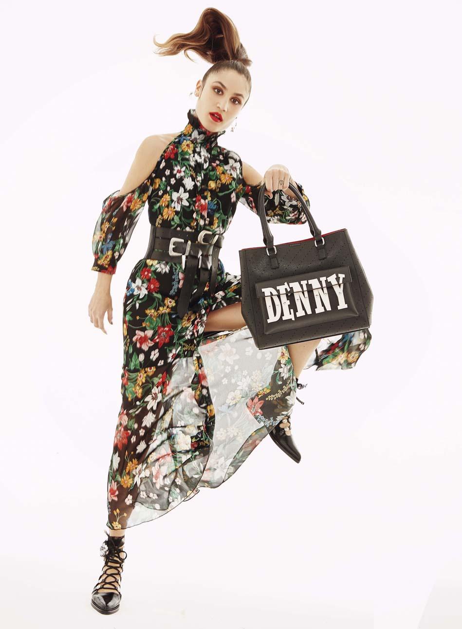 Новая коллекция сумок денни роуз