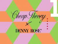 Bonusová kolekce triček Cheap Theory pro léto 2013.